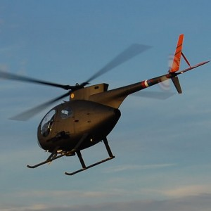 MD Helicopters commemorates 50 years of the OH-6