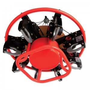 Onboard Systems debuts the new SPIDER Multi-Hook Carousel at Heli-Expo