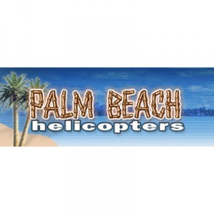 Palm Beach Helicopters take delivery of training device