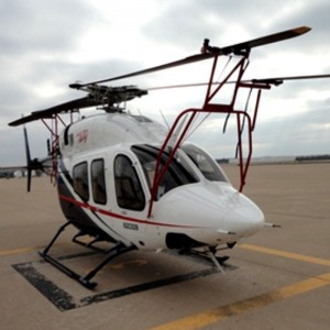 FAA and EASA approve Paravion blade-fold kit for Bell 429