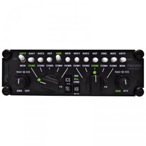 PS Engineering announces PAC45 with dual control head – PAC45D