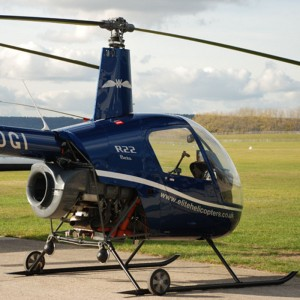 UK: Elite Helicopters adds another R22