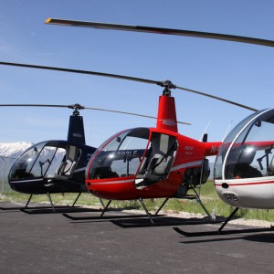 Mountain Ridge Helicopters working with Veterans