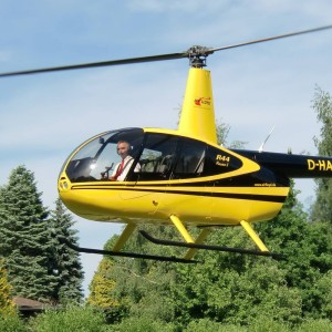 SUU Aviation Program Adds a New Helicopter