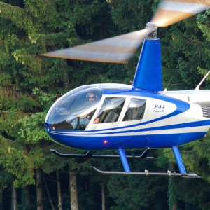 Light helicopter production to fall through 2012