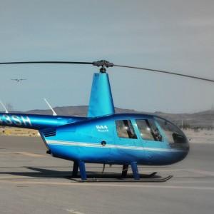 Helicopter tours begin in Queen City