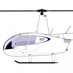 Robinson taking non-refundable deposits on new R44 Cadet