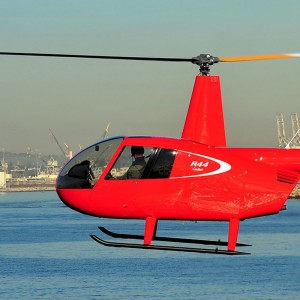EASA certifies the Robinson R44 Cadet