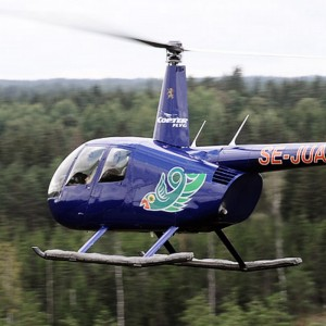 Sweden – Heliholding acquires Copterflyg