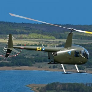 Estonian Air Force starts retirement of the Robinson R44