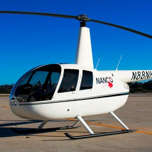 Nanco Helicopters – new operator at Santa Barbara with an R44