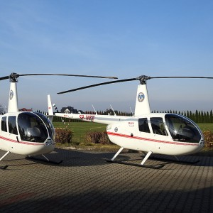 Polish Air Force Adds Robinson R44s To Fleet