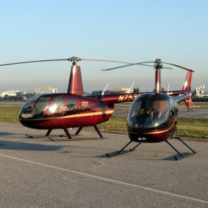 Heli Air move into Scotland with purchase of Scotia Helicopters