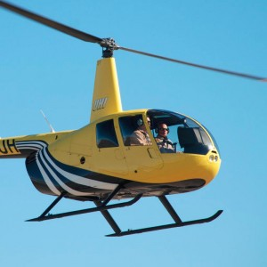Universal Helicopters 10th year without accident or incident