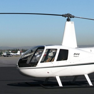 R44 joins anti-poaching drive in Tanzania