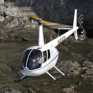 Six Robinson Helicopters Delivered to China