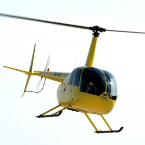 Robinson working on new R44 model