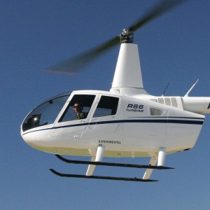 Brazil becomes first export market with over 100 Robinson R66s