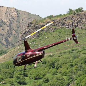 Armenian Helicopters Certified to start Operations