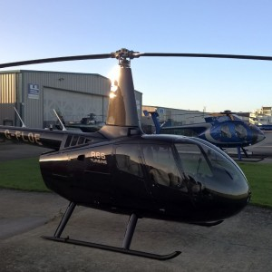 Advance Helicopters widen fleet with an R66