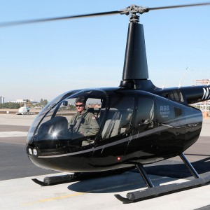 FAA Approves Shadin Fuel Flow Meter on Robinson R66