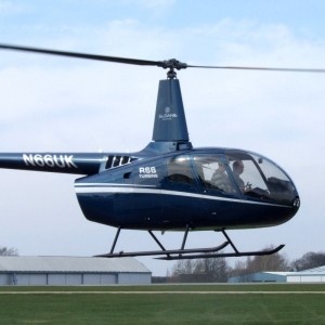 Sloane Helicopters prepare to fly R66 on UK and Eire demo tour