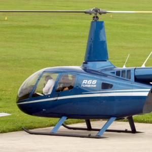 UK – Aeromega adds R66 to fleet