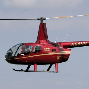 Heli Air puts first R66 on an EASA national register