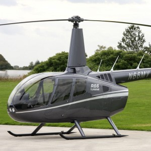 HeliAir delivers second R66 – UK fleet now at four