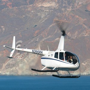 Robinson's R66 Turbine Marine Receives EASA Approval
