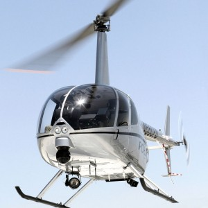 Canada Certifies Robinson R66 Police Helicopter