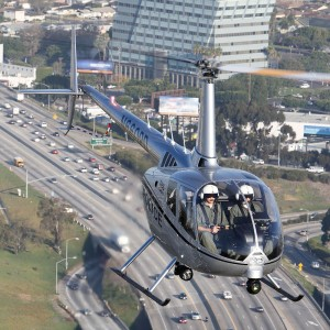 Robinson Upgrades R66 Police Helicopter