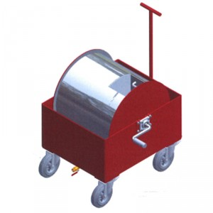 RA Aviation launches Rescue Hoist Cable Wash Trolley