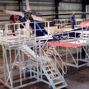 New website for Norwegian maintenance docking systems manufacturer