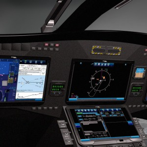 Rockwell Collins display military avionics and comms at ADEX 2015
