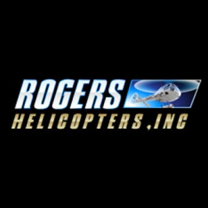 Rogers Helicopters founder dies aged 84