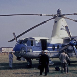Lecture scheduled on evolution of British helicopter industry