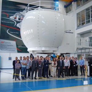 EASA approves first AW169 sim at level D