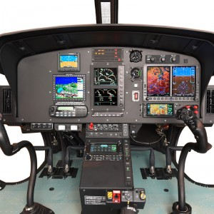 RUAG Aviation upgrade improves safety and comfort of AS350