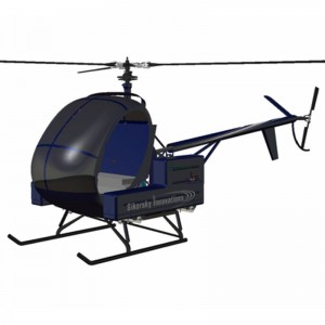 Sikorsky launches Project Firefly electric helicopter demonstrator