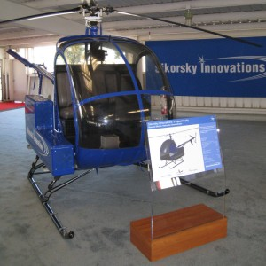 Sikorsky Introduces Electric Helicopter Demonstrator –  Project Firefly