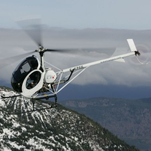 Schweizer announces sale of twenty-five Schweizer S300CBi