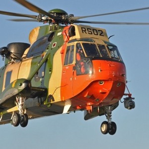 Belgian Sea King marks 3,000th SAR mission