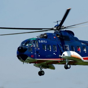 British International sell two Sikorsky S61s