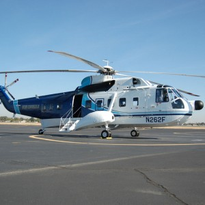 Heli-One to prepare pair of S61s for Omni Taxi Aereo