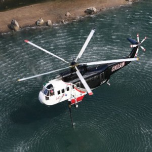 Coulson Aviation enters Type 1 HeliTanker Program in USA