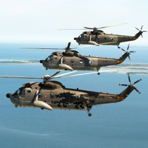 Sikorsky buys Danish Sea King fleet for S61T Iraq contract