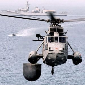 Serco extend Sea King maintenance contract