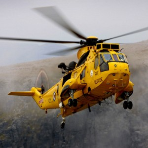 UK – National Maritime Museum Cornwall takes delivery of Sea King