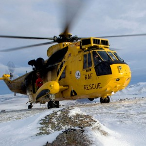 Bid to home retired Sea King in Moray is successful